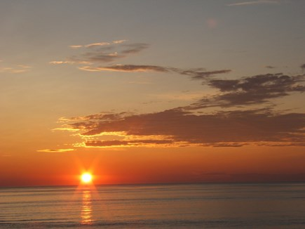 Provincetown, East End Cape Cod vacation rental - The Best Show in Town... Sunset at Herring Cove Beach.