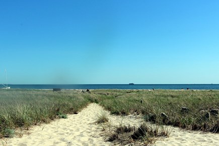 Provincetown, East End, Mayflo Cape Cod vacation rental - Deeded beach access directly across the street