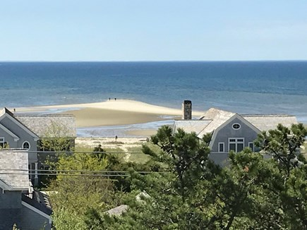 Provincetown, East End, Mayflo Cape Cod vacation rental - The beach across the street