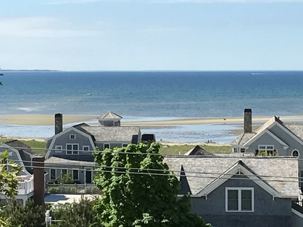Provincetown, East End Cape Cod vacation rental - The beach across the street