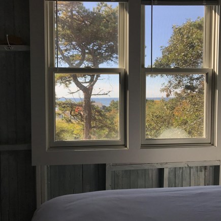 Provincetown, East End Cape Cod vacation rental - Bedroom View