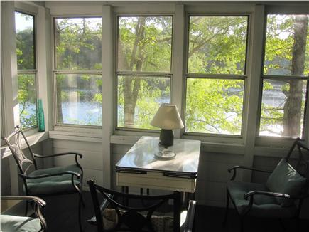 Eastham Cape Cod vacation rental - Screened Porch Overlooking the Water