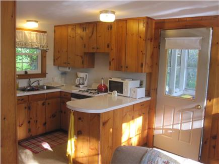 Eastham Cape Cod vacation rental - Efficient, well-equipped kitchen area