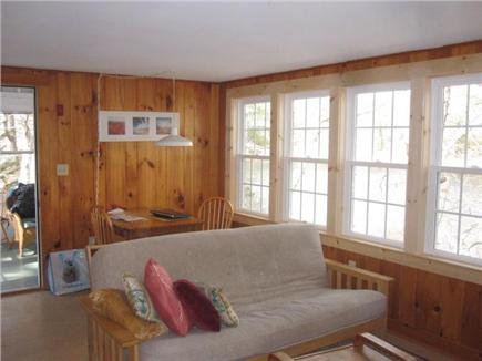 Eastham Cape Cod vacation rental - Comfortable living/dining area
