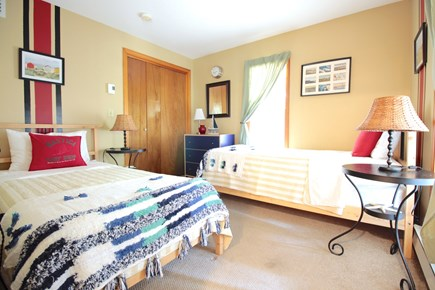 Wellfleet Cape Cod vacation rental - #3 Downstairs 2 twin beds.  Great for kids!