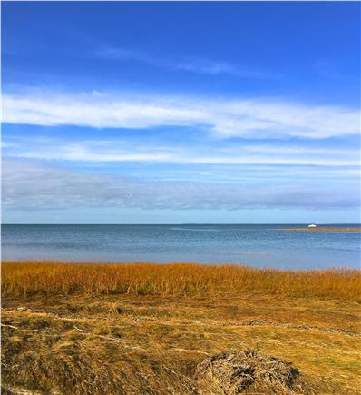 Eastham Cape Cod vacation rental - Marsh view from Coast Guard Station