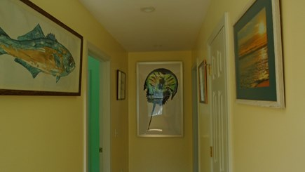North Truro Cape Cod vacation rental - 2nd floor bedroom level hall