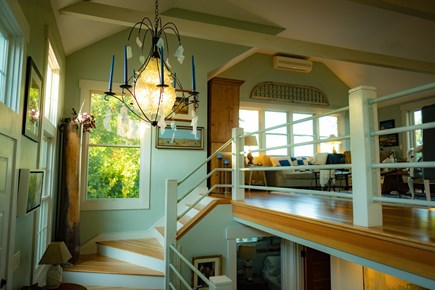 Provincetown Cape Cod vacation rental - Front Entryway of Oasis House
