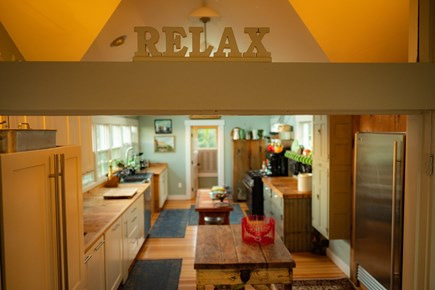 Provincetown Cape Cod vacation rental - Relax at Oasis House