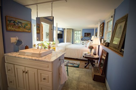 Provincetown Cape Cod vacation rental - Even the bathrooms of Oasis House are luxury