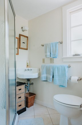 Woods Hole Woods Hole vacation rental - Another bathroom, newly remodeled