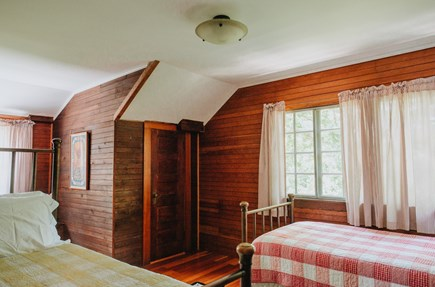 Woods Hole Woods Hole vacation rental - Bedroom with two twin beds