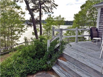 Dennis Cape Cod vacation rental - Soak up the sun and view from the back deck