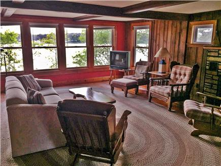 Dennis Cape Cod vacation rental - Stunning views from the oversized family room