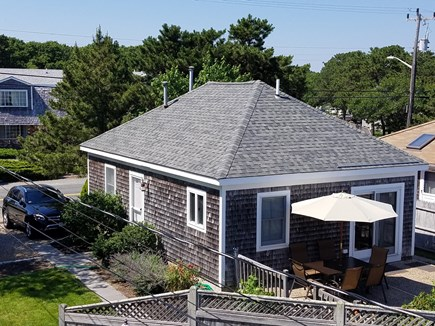 South Yarmouth Cape Cod vacation rental - Aerial View of House