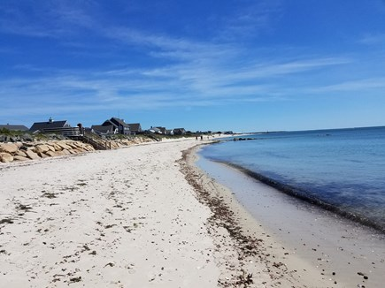 South Yarmouth Cape Cod vacation rental - Nantucket Sound Beaches 1 Minute Away