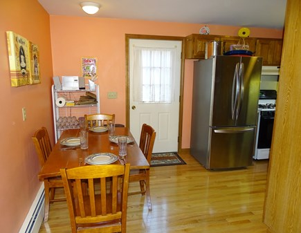 North Falmouth Cape Cod vacation rental - Dining area