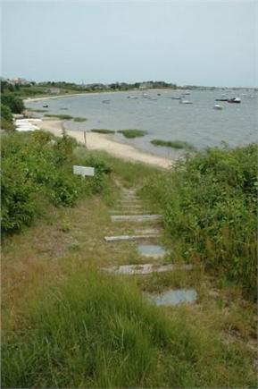 Chatham Cape Cod vacation rental - Steps to private beach