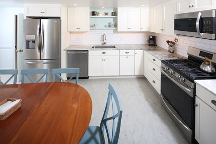 Chatham Cape Cod vacation rental - Brand new kitchen
