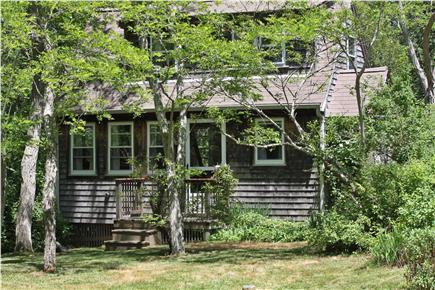 Wellfleet  Cape Cod vacation rental - Front of home