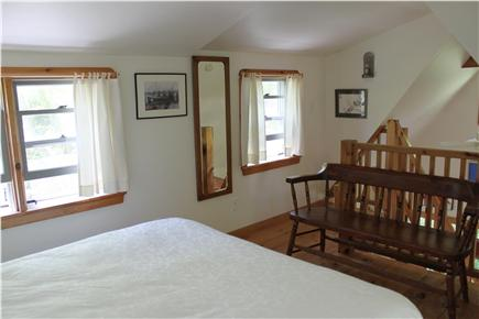 Wellfleet  Cape Cod vacation rental - Sleeping Loft from a different angle