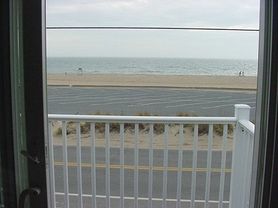 Centerville Centerville vacation rental - View of Nantucket Sound from Front Deck