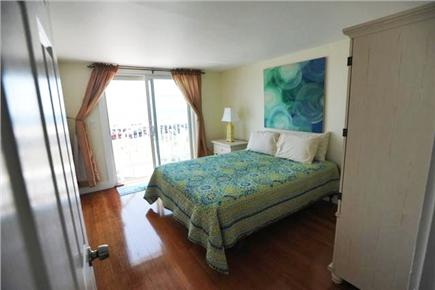 Centerville Centerville vacation rental - Sliding doors to deck from bedroom