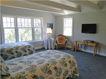 East Orleans Cape Cod vacation rental - Upstairs twin br w/ private bath - beds easily converted to king