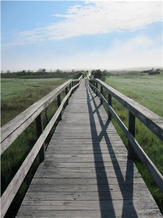 East Orleans Cape Cod vacation rental - Enjoy nearby private access to the National Seashore.