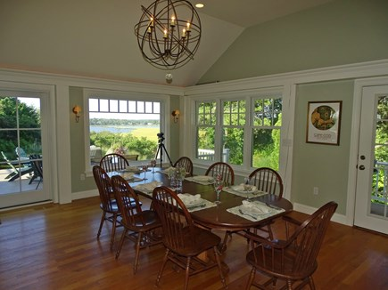East Orleans Cape Cod vacation rental - Dining area adjacent to kitchen