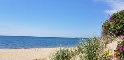 North Eastham Cape Cod vacation rental - South Sunken Meadow Beach - a short stroll down the road