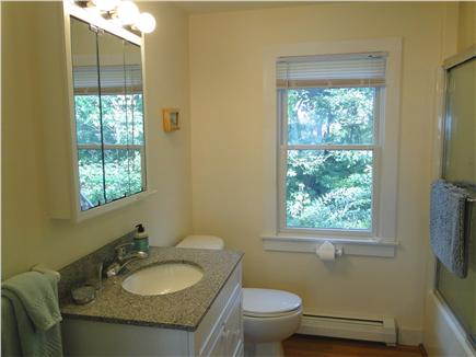 Provincetown Cape Cod vacation rental - Granite vanities to all 3 bathrooms