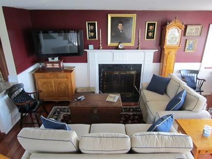 East Dennis Cape Cod vacation rental - Alternate Living Room view