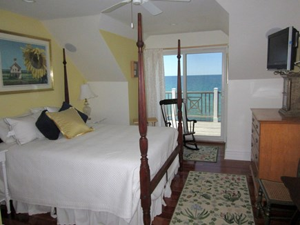 East Dennis Cape Cod vacation rental - Master on first floor