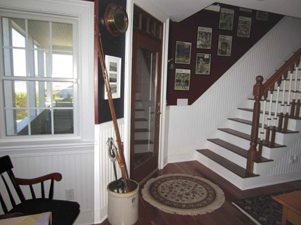 East Dennis Cape Cod vacation rental - Stairs to 2nd floor