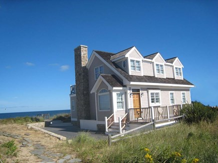 East Dennis Cape Cod vacation rental - Sweet, custom beachfront home with gorgeous decor
