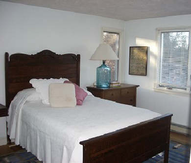 Barnstable Cape Cod vacation rental - Second floor bedroom with views (double)