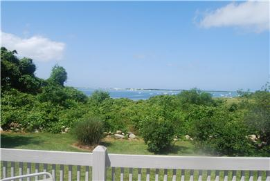 Barnstable Cape Cod vacation rental - View of Barnstable Harbor From the Deck