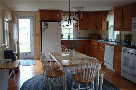 South Yarmouth Cape Cod vacation rental - Beautiful, fully-applianced kitchen