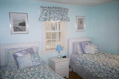 South Yarmouth Cape Cod vacation rental - Second bedroom with tv, dvd, etc...