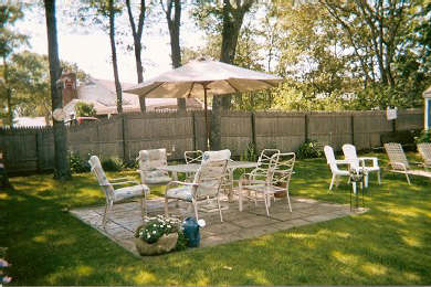 South Yarmouth Cape Cod vacation rental - Beautiful Landscaped, Fenced in Yard