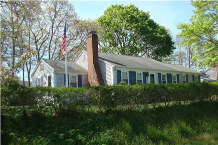 South Yarmouth Cape Cod vacation rental - Front view of the house
