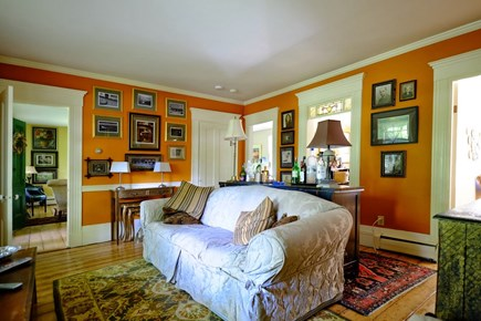 Eastham Cape Cod vacation rental - Family Media Room