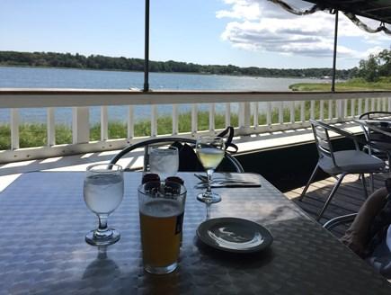 Eastham Cape Cod vacation rental - Harborside Restaurants Nearby
