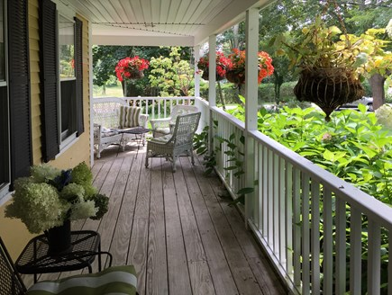Eastham Cape Cod vacation rental - Wrap Around Porch