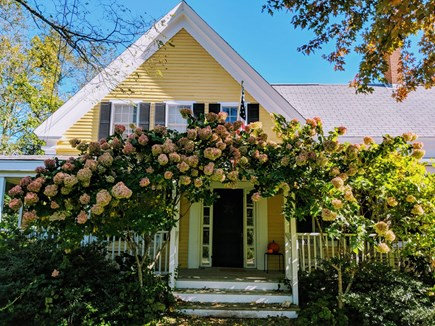 Eastham Cape Cod vacation rental - Summer Facade
