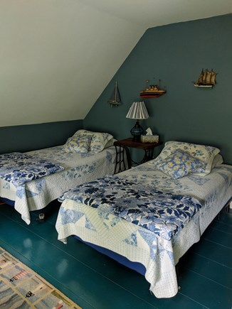 Eastham Cape Cod vacation rental - 2nd Floor Bedroom with 2 Twins