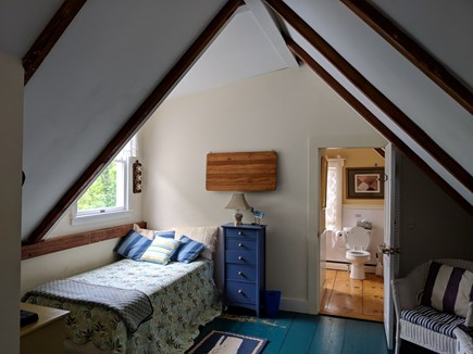 Eastham Cape Cod vacation rental - 2nd Floor Gable Room with 2 Twins