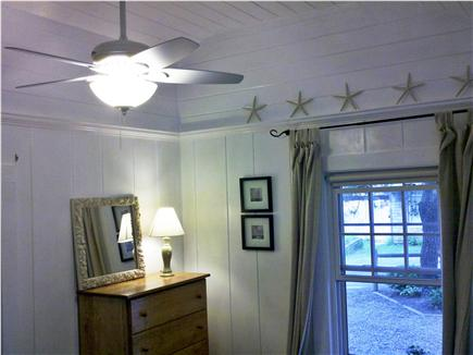 West Yarmouth Cape Cod vacation rental - Far side of sunlit bedroom