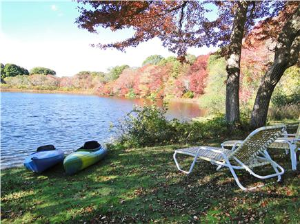 Falmouth Cape Cod vacation rental - A beautiful relaxing place to enjoy, spring, summer and fall!